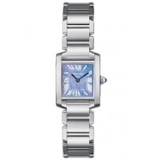 Cartier Tank Francaise reloj de senora W51034Q3