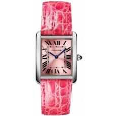 Cartier Tank Solo Cuarzo reloj de senora W5200000