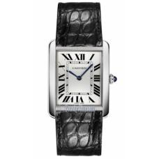 Cartier Tank Solo Cuarzo reloj de senora W5200003