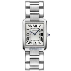 Cartier Tank Solo Cuarzo reloj de senora W5200013