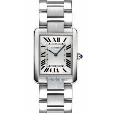 Cartier Tank Solo Cuarzo reloj de senora W5200014