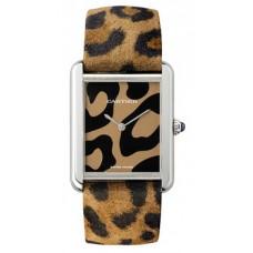 Cartier Tank Solo Cuarzo reloj de senora W5200016