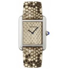 Cartier Tank Solo reloj de senora W5200020