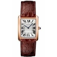 Cartier Tank Solo Cuarzo reloj de senora W5200024