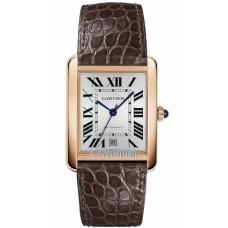 Cartier Tank Solo Automatic hombres Reloj W5200026