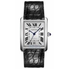 Cartier Tank Solo Automatic hombres Reloj W5200027
