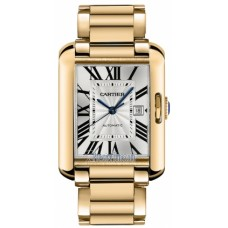 Cartier Tank Anglaise Large hombres Reloj W5310002