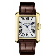 Cartier Tank Anglaise Large hombres Reloj W5310032