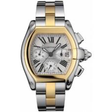 Cartier Roadster hombres Reloj W62027Z1