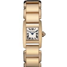 Cartier Tankissime reloj de senora W650018H