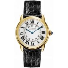 Cartier Solo reloj de senora W6700455