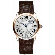 Cartier Solo reloj de senora W6701008
