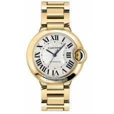 Ballon Bleu de Cartier reloj de senora W69003Z2