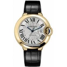 Ballon Bleu de Cartier hombres Reloj W6900551