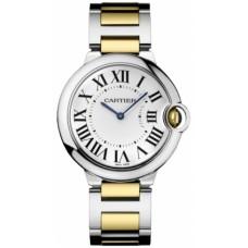 Ballon Bleu de Cartier reloj de senora W69008Z3