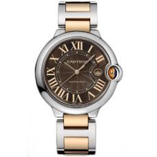 Ballon Bleu de Cartier hombres Reloj W6920032