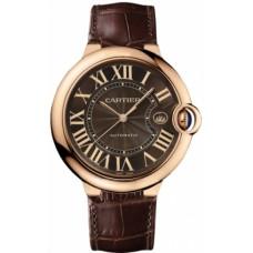 Ballon Bleu de Cartier hombres Reloj W6920037