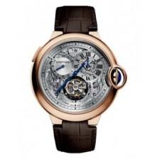 Ballon Bleu de Cartier hombres Reloj W6920045