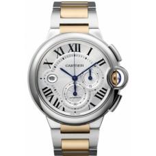 Ballon Bleu de Cartier hombres Reloj W6920063
