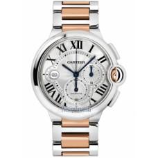 Ballon Bleu de Cartier hombres Reloj W6920075