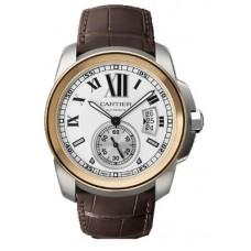 Calibre De Cartier hombres Reloj W7100011