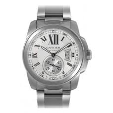 Calibre De Cartier hombres Reloj W7100015