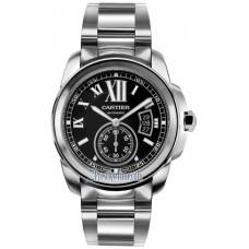 Calibre De Cartier hombres Reloj W7100016