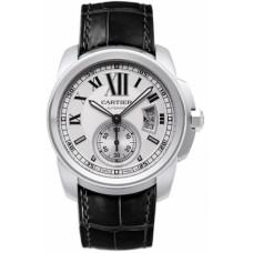 Calibre De Cartier hombres Reloj W7100037