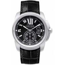 Calibre De Cartier hombres Reloj W7100041