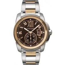 Calibre De Cartier Diver hombres Reloj W7100050