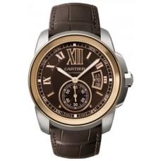 Calibre De Cartier Diver hombres Reloj W7100051