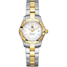 Tag Heuer Aquaracer Diamante dial 27mm Senoras replicas de reloj