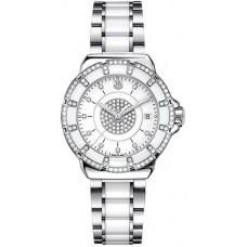 Tag Heuer Senoras Formula 1 Acero & Ceramico Diamante replicas de reloj