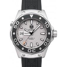 Tag Heuer Aquaracer 500 M Calibre 5automatico replicas de reloj 43 mm