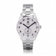 Tag Heuer Carrera Blanco Dial automatico replicas de reloj