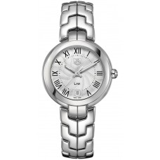 TAG Heuer Link Roman Numeral dial 34.5 mm