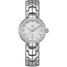 Tag Heuer Link Diamante dial Diamante Bezel 29 mm