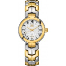 TAG Heuer Link Roman Numeral dial Acero y Gold 29 mm