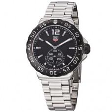 Tag Heuer Formula 1 Grye Date negro Dial hombres replicas de reloj