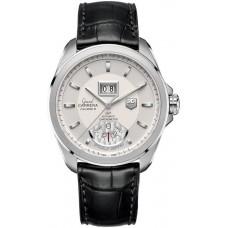 TAG Heuer Gry Carrera Calibre 8 RS Grye Date y GMT automatico replicas de reloj