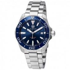 Réplicas Tag Heuer Aquaracer azul Dial WAY111C.BA0928