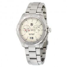Réplicas Tag Heuer Aquaracer Chronograph Plata Dial WAY111Y.BA0928