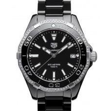 Réplicas Tag Heuer Aquaracer Reloj de mujer WAY1395.BH0716