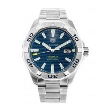 Réplicas Tag Heuer Aquaracer Automatico azul Dial WAY2012.BA0927