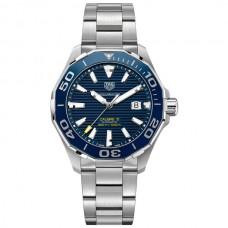Réplicas Tag Heuer Aquaracer azul Dial WAY201B.BA0927