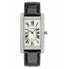 Cartier Tank Americaine reloj de senora WB710004