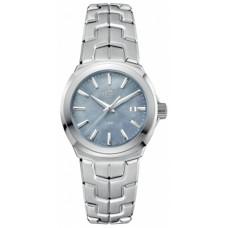 Réplicas Tag Heuer Link Cuarzo 32mm Reloj de mujer WBC1311.BA0600