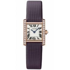 Cartier Tank Francaise reloj de senora WE104531