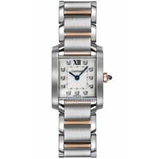 Cartier Tank Francaise reloj de senora WE110004