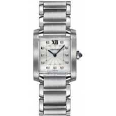 Cartier Tank Francaise Reloj WE110007